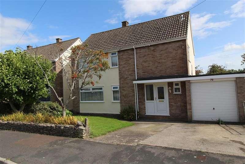 4 Bedrooms Detached House for sale in Bifield Road, Stockwood, Bristol
