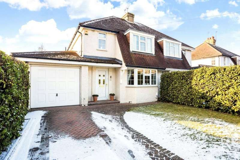 3 Bedrooms Semi Detached House for sale in Ashford Road, Iver Heath, SL0