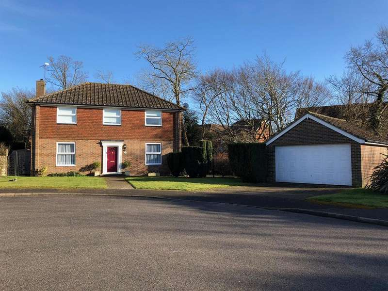 4 Bedrooms Detached House for sale in TENTERDEN