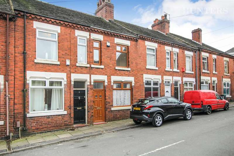 3 Bedrooms Terraced House for sale in Broomhill Street, Stoke-on-Trent, ST6 5JD