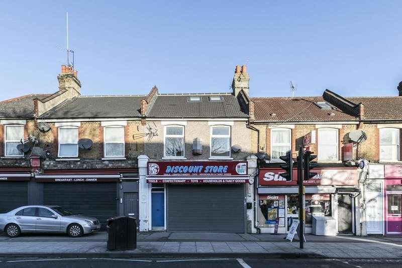 2 Bedrooms Maisonette Flat for sale in Marsh Hill, London, E9
