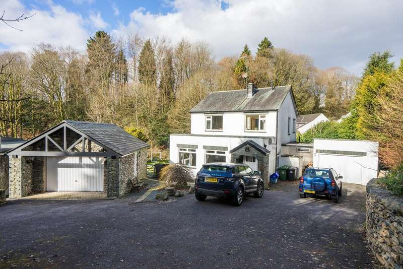 3 Bedrooms Detached House for sale in Armathwaite, Spooner Vale, Windermere, Cumbria, LA23 1AU