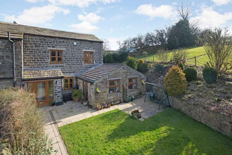 3 Bedrooms Barn Conversion Character Property for sale in Woodland Barn, off Coppy Road, Steeton