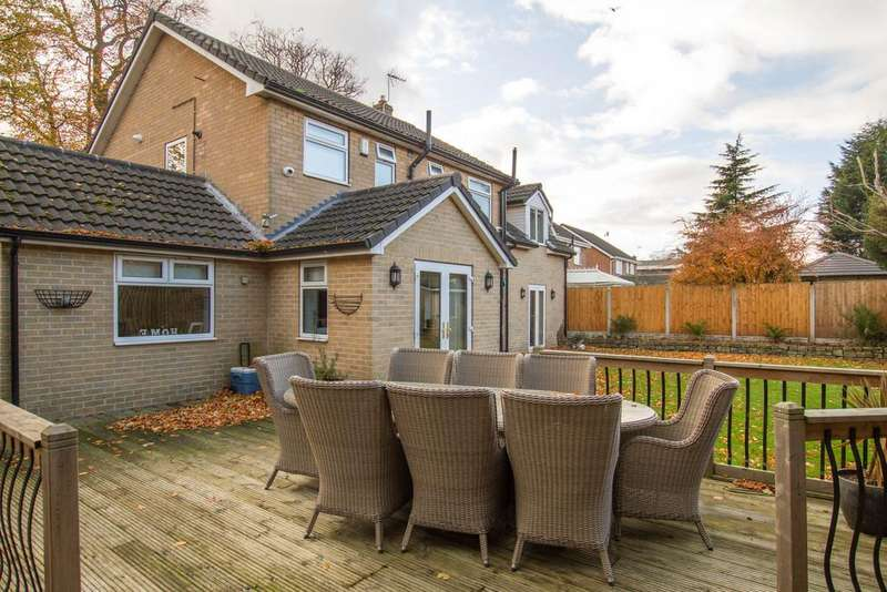 4 Bedrooms Detached House for sale in Manor Road, Hatfield, Doncaster