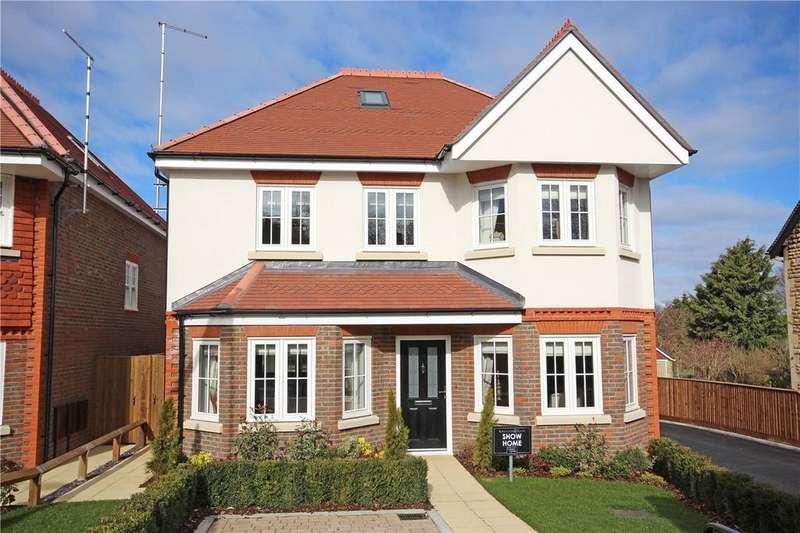 4 Bedrooms House for sale in Jameson Road, Harpenden, Hertfordshire