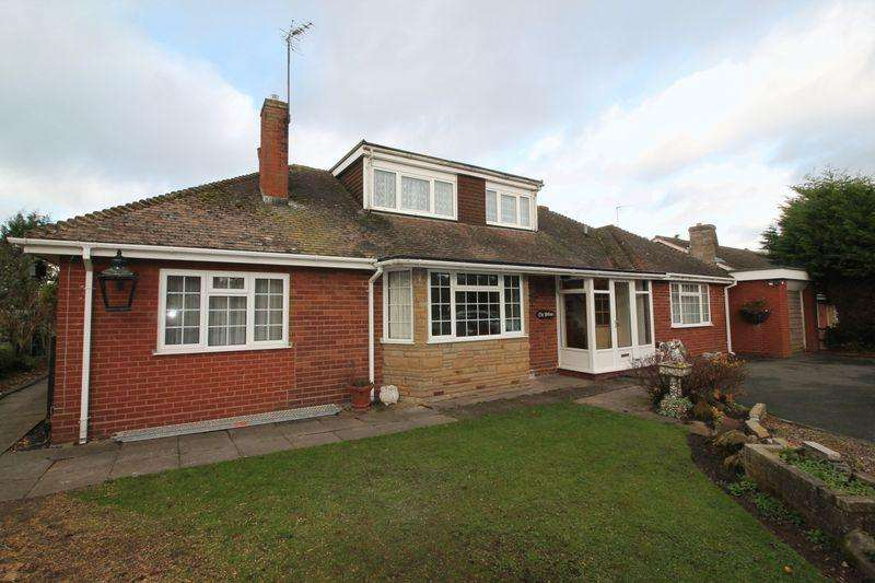 5 Bedrooms Detached Bungalow for rent in The Willows, Wheaton Aston, Staffordshire