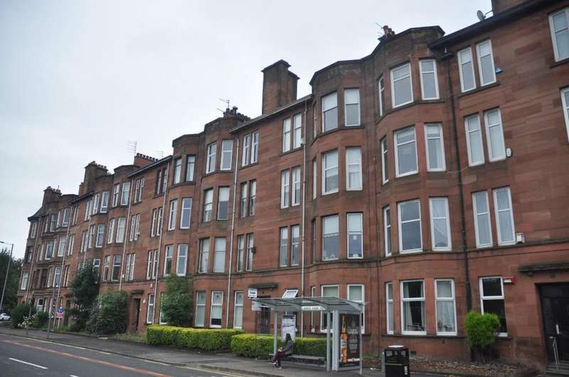 1 Bedroom Flat for rent in Kingspark Road , Flat 2/2, Mount Florida, Glasgow, G44 4SU