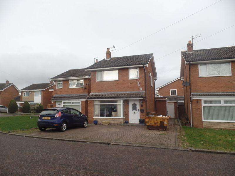 3 Bedrooms Detached House for sale in 4 Harris Close, Wirral