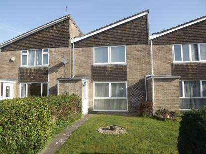 3 Bedrooms Terraced House for sale in Burton, Christchurch, Dorset