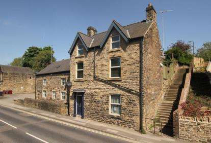 2 Bedrooms Flat for sale in Chesterfield Road, Dronfield, Derbyshire
