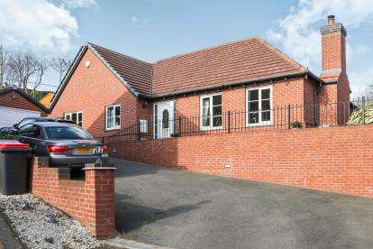 3 Bedrooms Bungalow for sale in Bungalow, Coleshill, Warwickshire, West Midlands