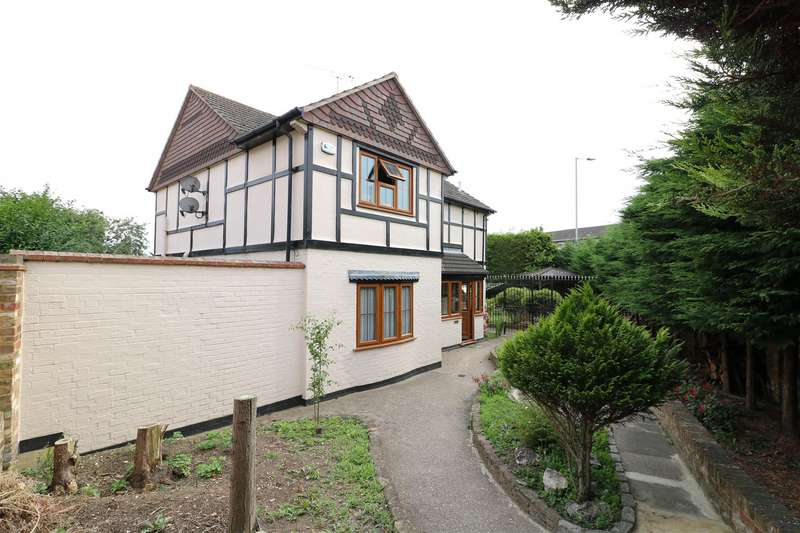 4 Bedrooms Detached House for sale in Burghfield Road, Reading
