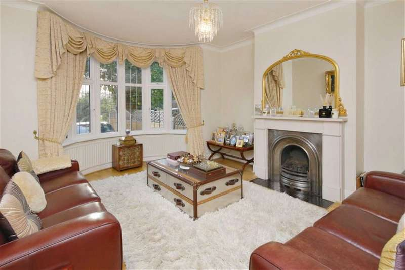 4 Bedrooms Semi Detached House for sale in Bush Hill Road, Winchmore Hill, London