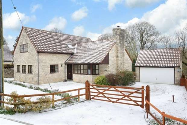 4 Bedrooms Detached House for sale in Mells, Frome