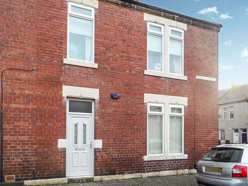 3 Bedrooms Property for sale in Stanley Street, Wallsend, Newcastle Upon Tyne, Tyne & Wear, NE28 7DD