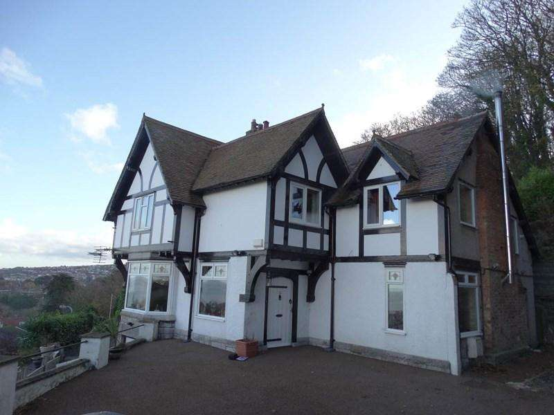 4 Bedrooms Detached House for sale in Sunnyside Old Highway, Colwyn Bay