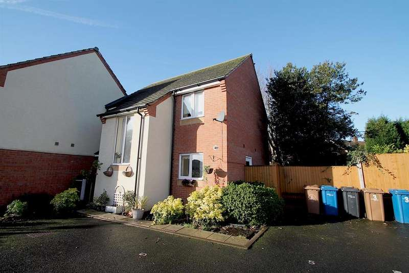 3 Bedrooms Mews House for sale in Uttoxeter Road, Handsacre, Rugeley