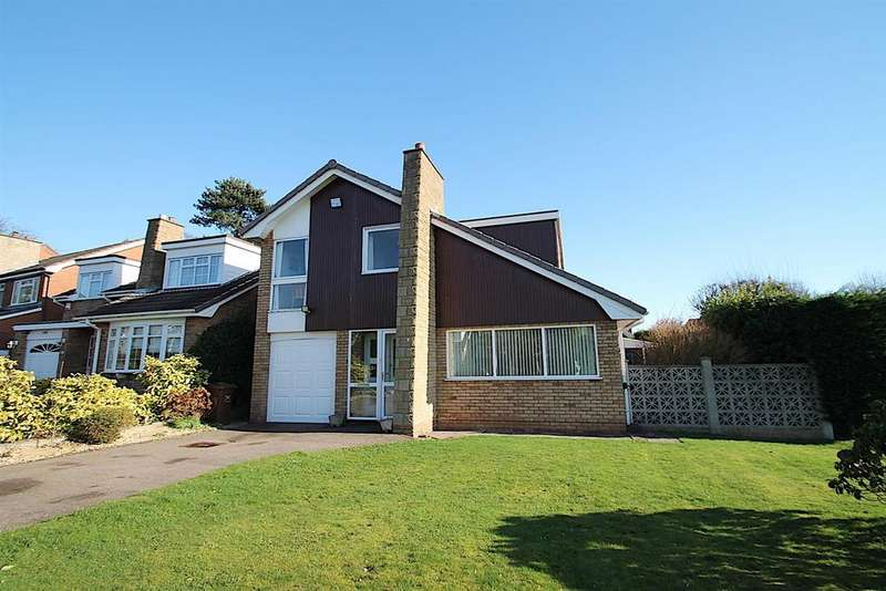4 Bedrooms Detached House for sale in Sherbrook Road, Cannock