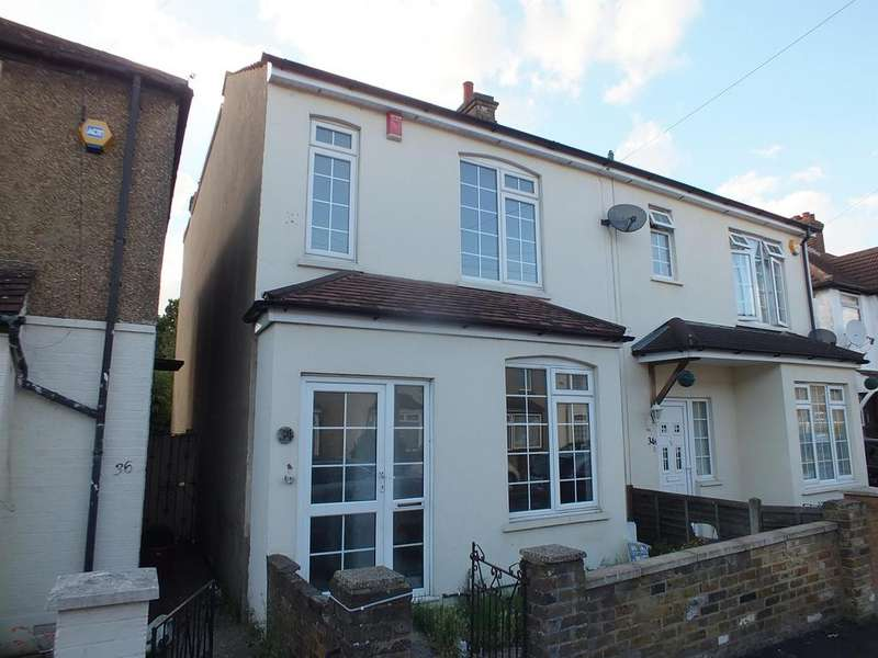 3 Bedrooms Semi Detached House for sale in Tudor Road, Hayes, Middlesex, UB3 2QB