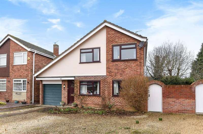 3 Bedrooms Detached House for sale in Loddon Close, Abingdon
