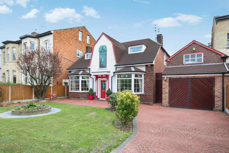 3 Bedrooms Detached House for sale in Part Street, Southport