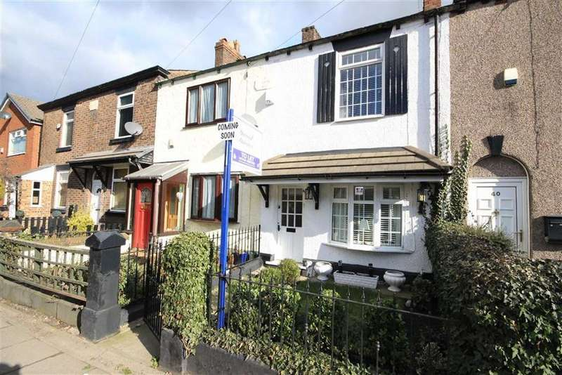 2 Bedrooms Terraced House for rent in Ormskirk Road, Rainford, St Helens, WA11