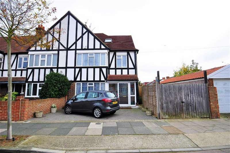 5 Bedrooms End Of Terrace House for sale in South Gipsy Road, Welling