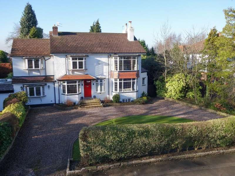 5 Bedrooms Detached House for sale in Grove House, Heaton Mersey