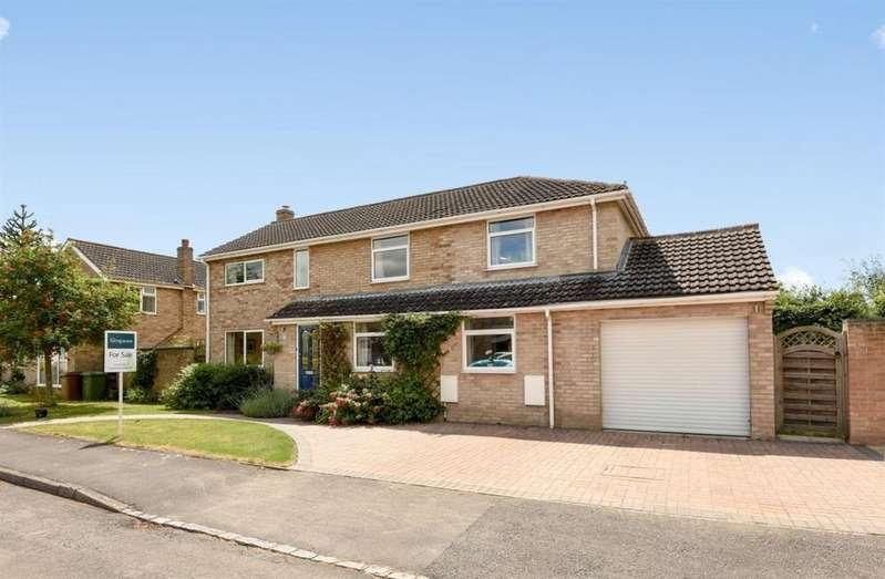 5 Bedrooms Detached House for sale in Little Howe Close, Radley