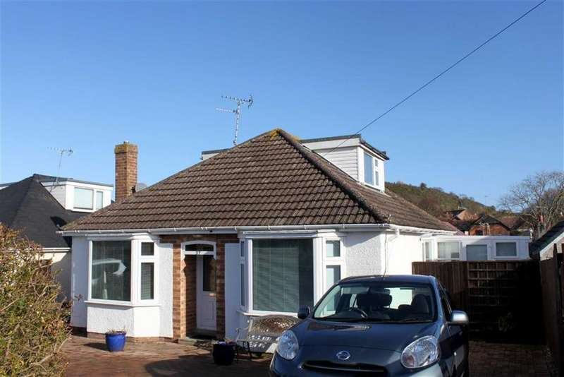 2 Bedrooms Detached Bungalow for sale in Cefn Y Bryn, Llanrhos, Llandudno, Conwy