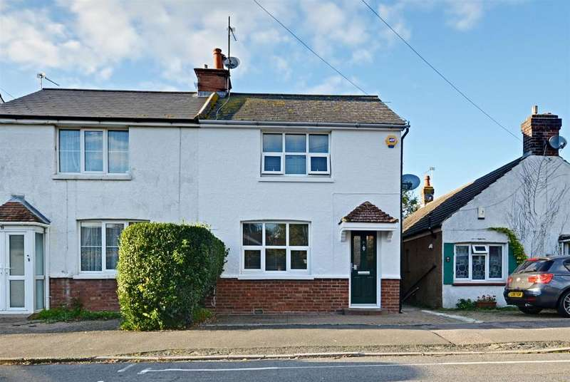 2 Bedrooms Semi Detached House for sale in Church Hill Avenue, Bexhill-On-Sea
