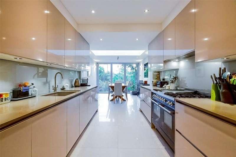3 Bedrooms Terraced House for sale in Hampstead Lane, Highgate, London, N6