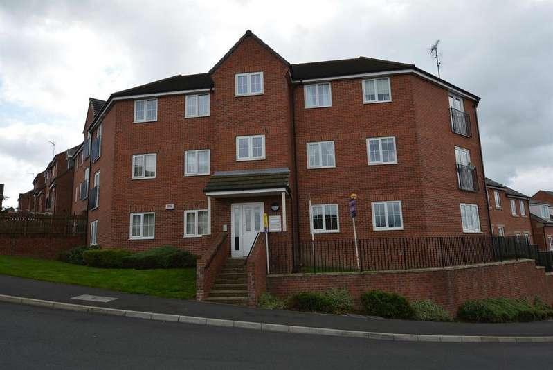 2 Bedrooms Flat for sale in East Street, Doe Lea, Chesterfield, S44