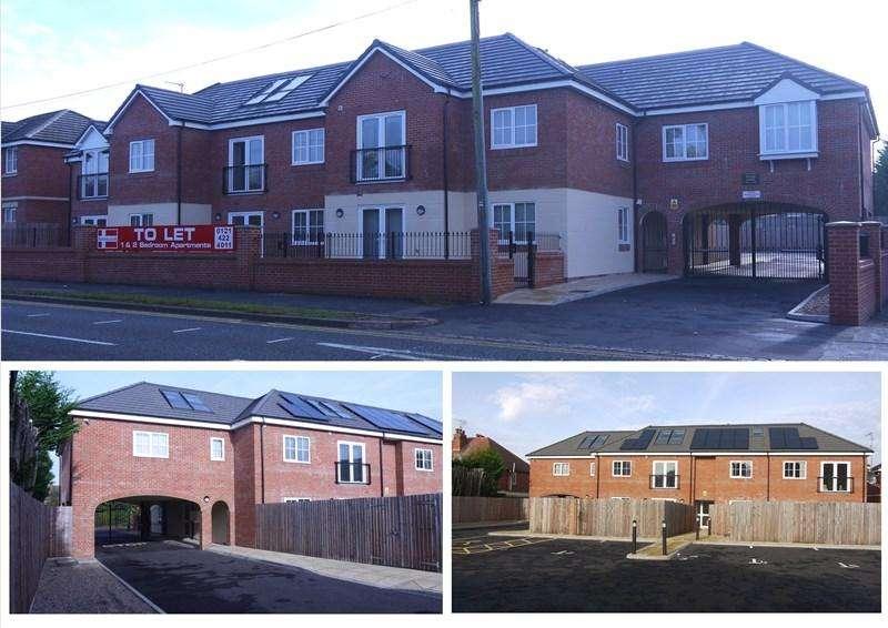 2 Bedrooms Apartment Flat for rent in Hagley Road, Hayley Green, Halesowen