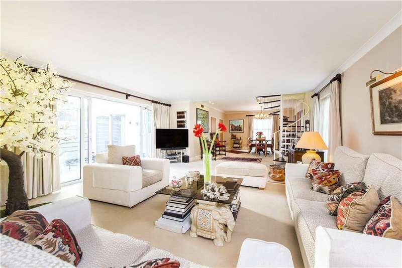 4 Bedrooms Detached House for sale in Conybeare, Primrose Hill, London, NW3