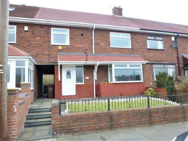 3 Bedrooms Terraced House for sale in SALTBURN ROAD, SPRINGWELL, SUNDERLAND SOUTH