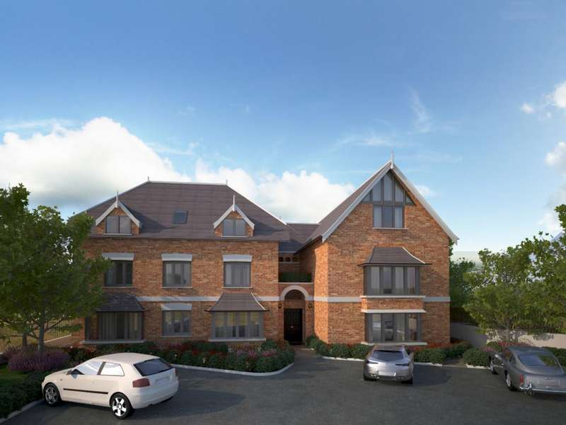2 Bedrooms Flat for sale in Purley, Surrey