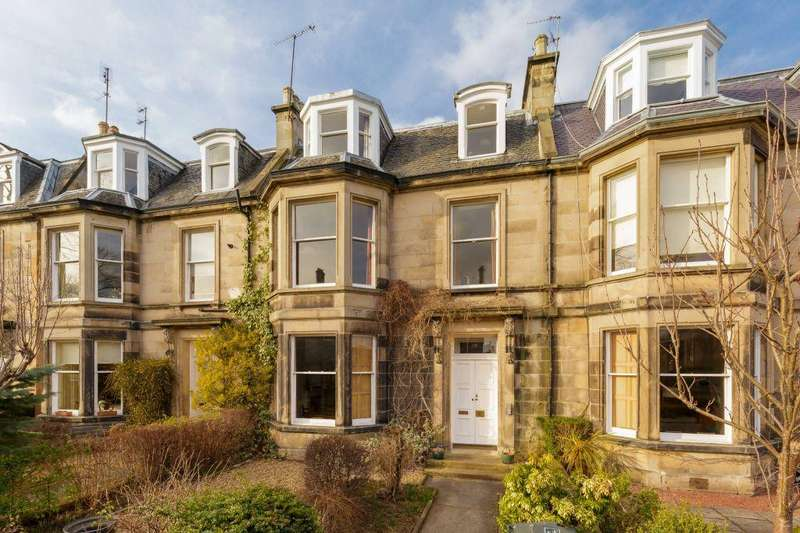 2 Bedrooms Flat for sale in 16/2 Grange Terrace, Edinburgh, EH9 2LD