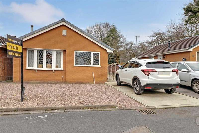 2 Bedrooms Detached Bungalow for sale in Forest Side Grove, Hanford, Stoke-on-Trent
