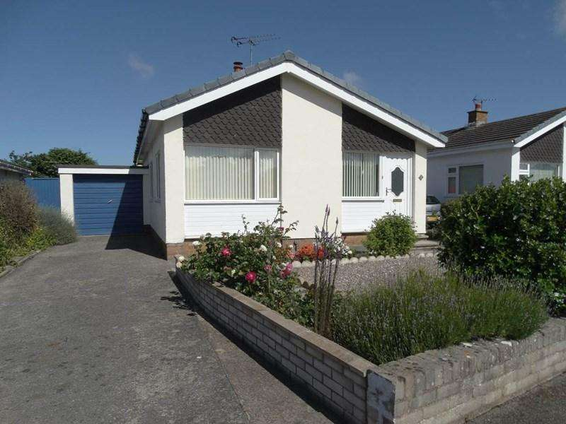 2 Bedrooms Detached Bungalow for sale in 5 Canterbury Lane, Rhos on Sea