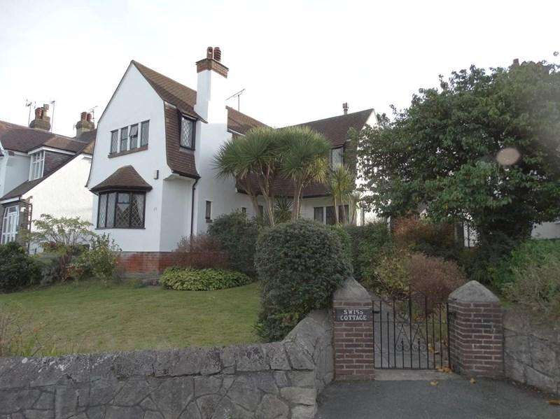 4 Bedrooms Detached House for sale in Swiss Cottage, Old Colwyn