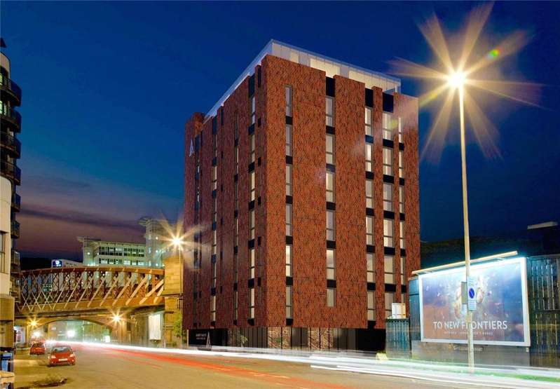 2 Bedrooms Flat for sale in Chapel Street, Manchester