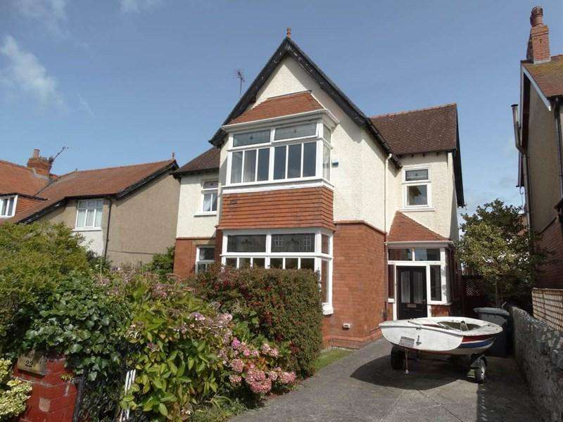 5 Bedrooms Detached House for sale in 22 Wynn Avenue, Old Colwyn
