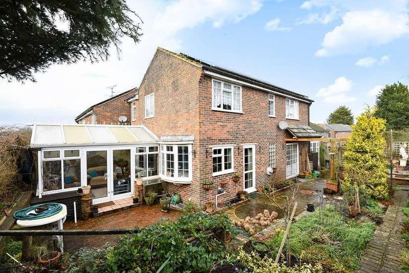 4 Bedrooms Detached House for sale in Wheatfield, Leybourne