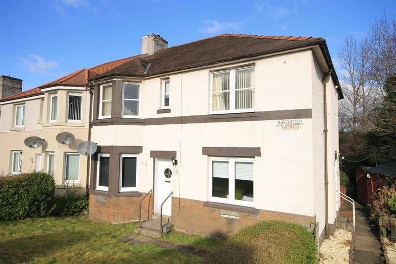 2 Bedrooms Flat for sale in Northfield Street, Motherwell