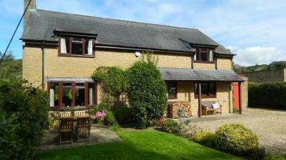 4 Bedrooms Detached House for sale in Hardington Moor, Yeovil, Somerset