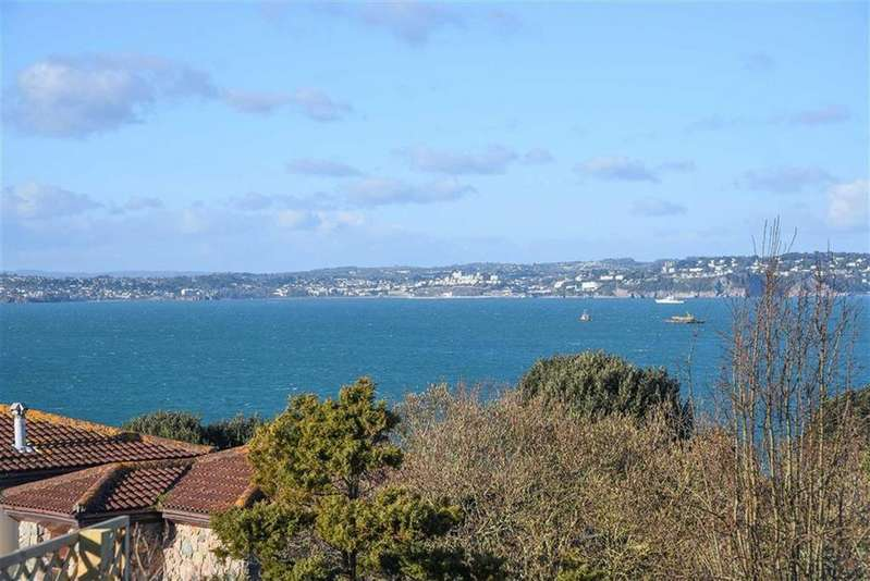 3 Bedrooms Bungalow for sale in Lands Road, Brixham, Devon, TQ5