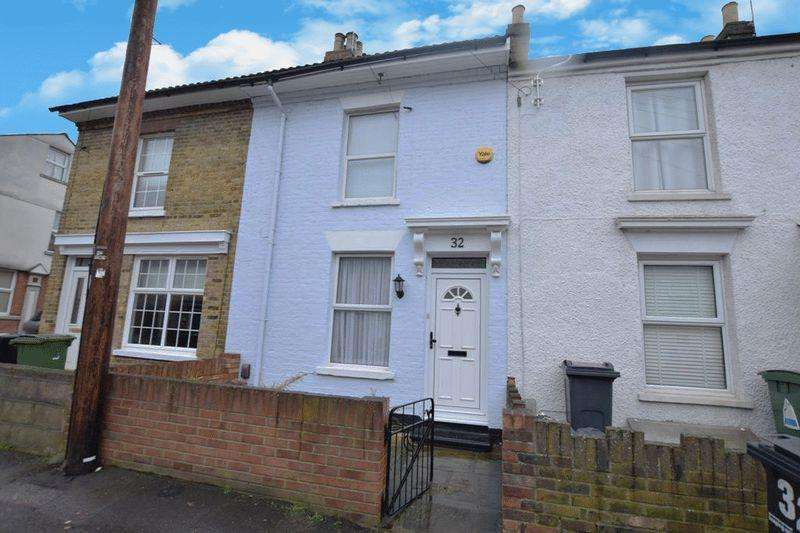 2 Bedrooms Terraced House for sale in Albert Street, Maidstone