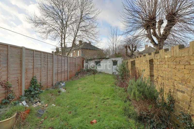 2 Bedrooms End Of Terrace House for sale in Whitehorse Road, Thornton Heath, CR0