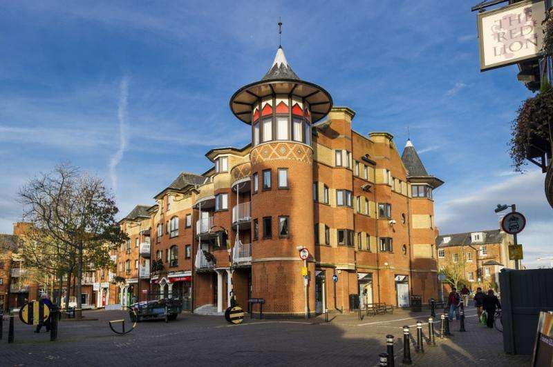 1 Bedroom Apartment Flat for sale in The Chilterns, Gloucester Green, Oxford, Oxfordshire